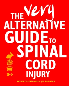 very alternative guide to spinal cord injury